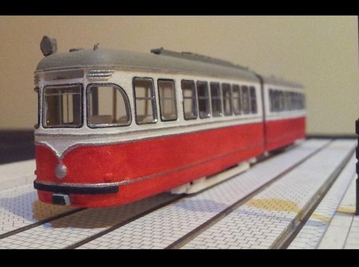 Wien Type F Nr.701-750 - Fahrgestell 3d printed
