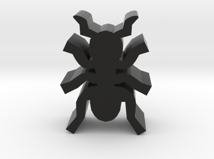 Game Piece, Ant 3d printed