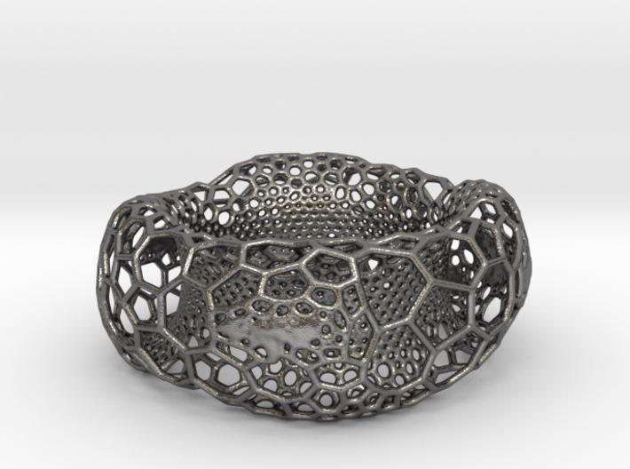 Frohr Design Voronoi Heavy Bracelet 3d printed