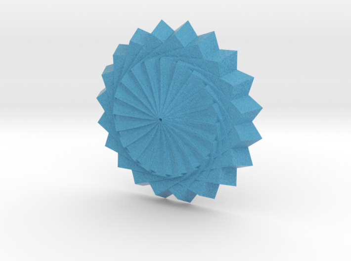 Spinwheel 3d printed
