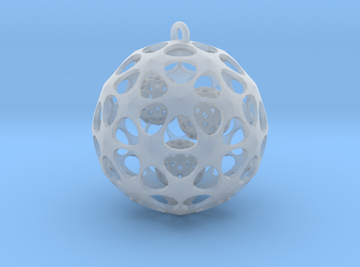 Hadron Ball - 3cm 3d printed