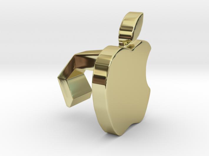 iMac Camera Cover - Apple 3d printed