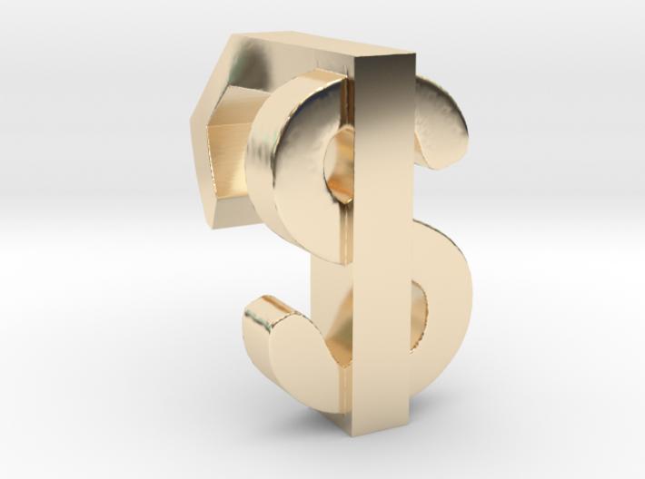 iMac Camera Cover - $ Dollar 3d printed
