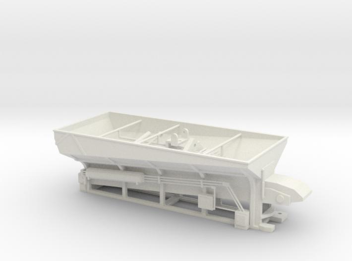1/50th Stone Slinger Dump Truck Body 3d printed