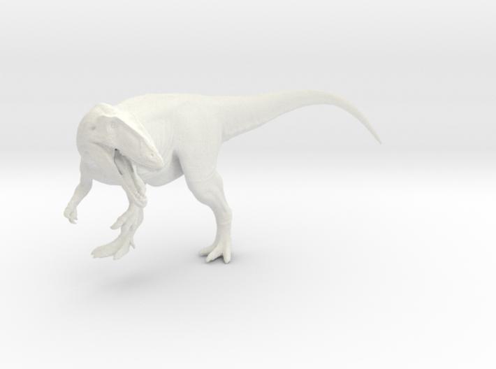 Dinosaur Carcharodontosaurus 1:40 V1 3d printed
