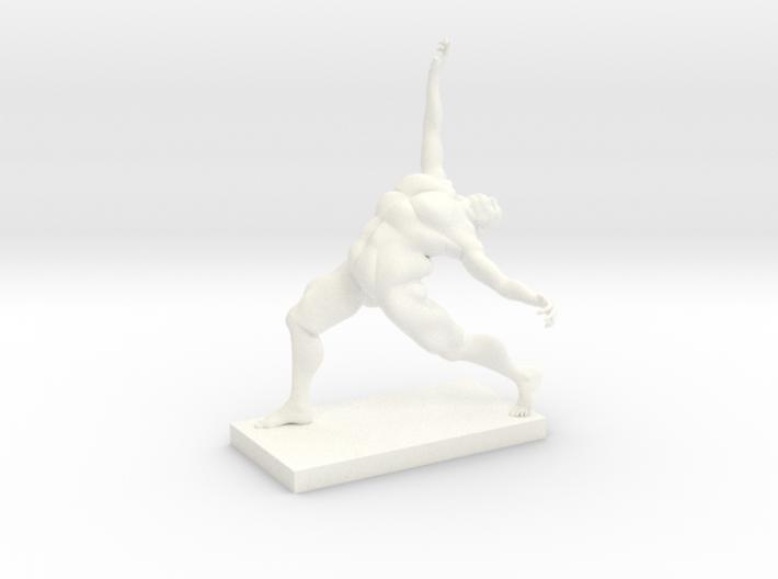Older Man Dance Version 2 3d printed