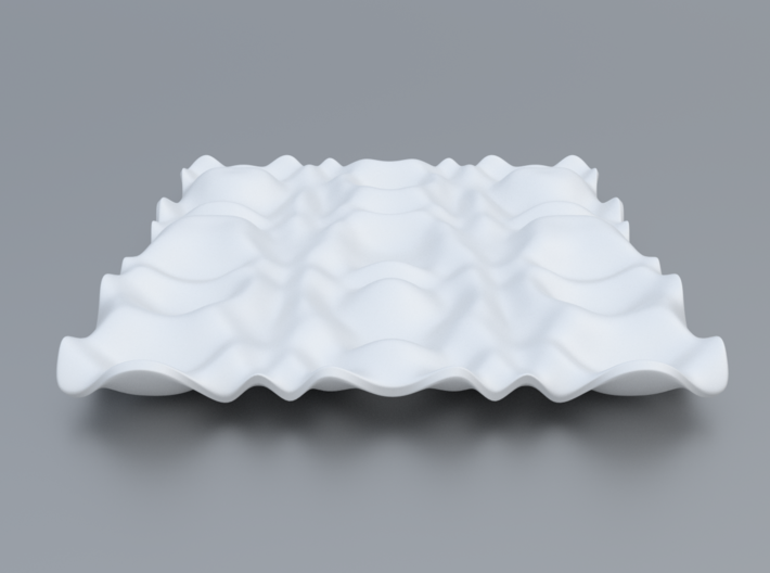 Mathematical Function 10 3d printed