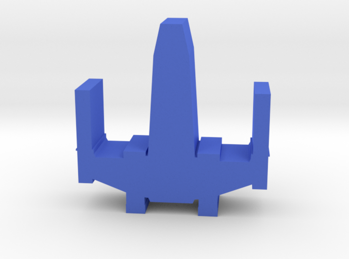 Game Piece, Rebel League Starfighter 3d printed