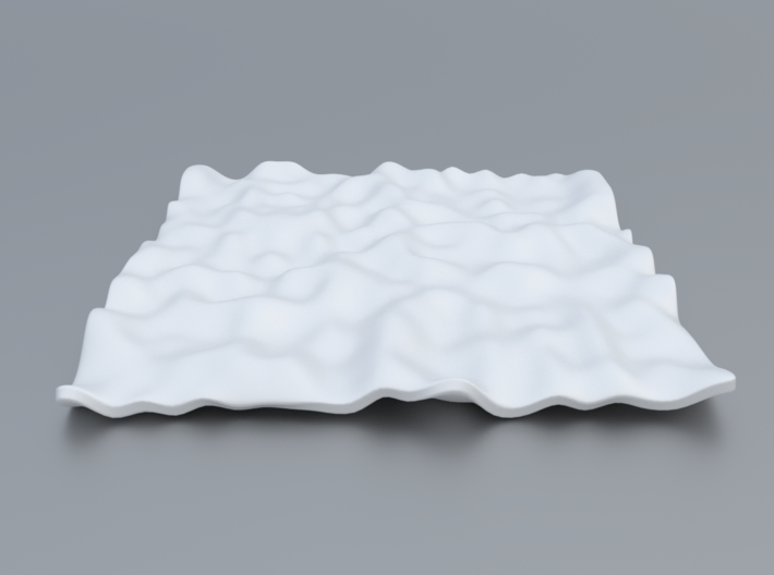 Mathematical Function 14 3d printed
