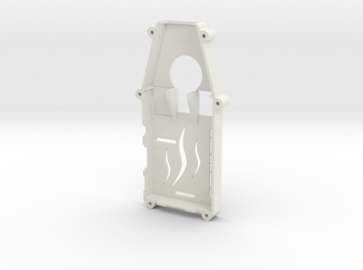 ADS-B Stratux Case Top 3d printed Basic White
