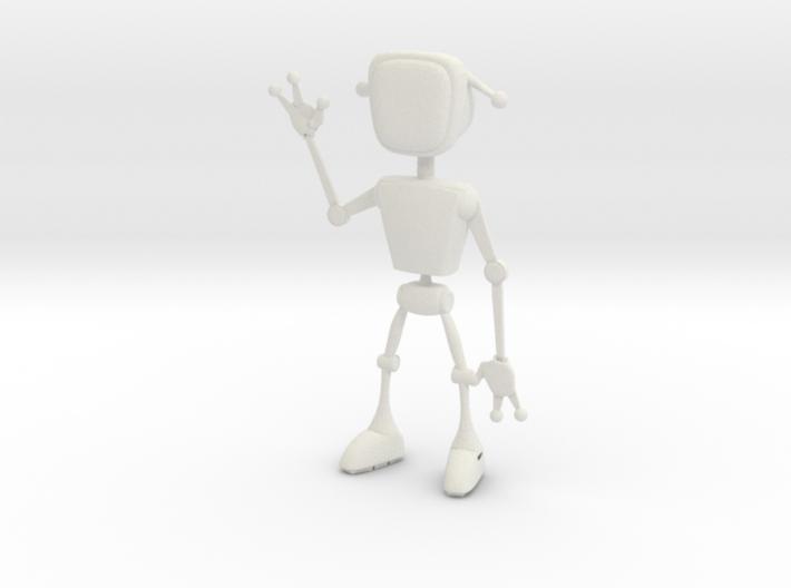 Andy Robot 3D 3d printed