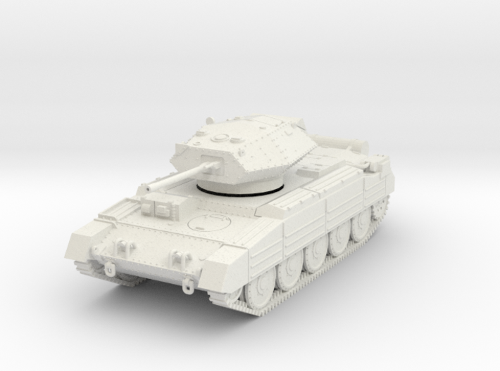 PV99A Crusader III (28mm) 3d printed