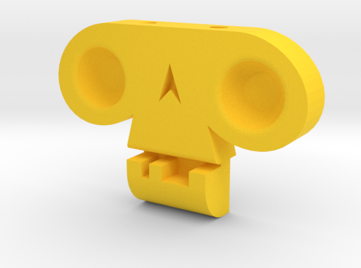 Skull by it's a CYN! 3d printed