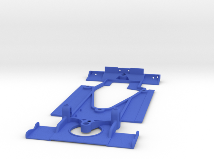 1/32 Ninco Acura Chassis for NSR motor mount 3d printed