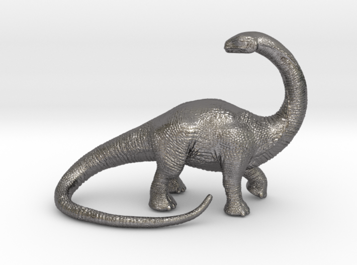 Brontosaurus Game Piece 3d printed