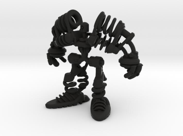 "Springbot V2-7 /Series#1  (140% 4.7cm/1.85"") 3d printed"