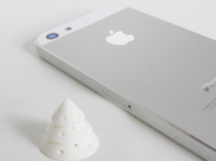 "Gadget ""Instant Christmas"" 3d printed"