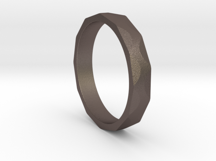 Iron Ring Size 5.75 3d printed