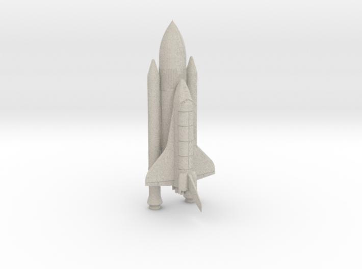 Space+Shuttle+Atlantis+3 3d printed