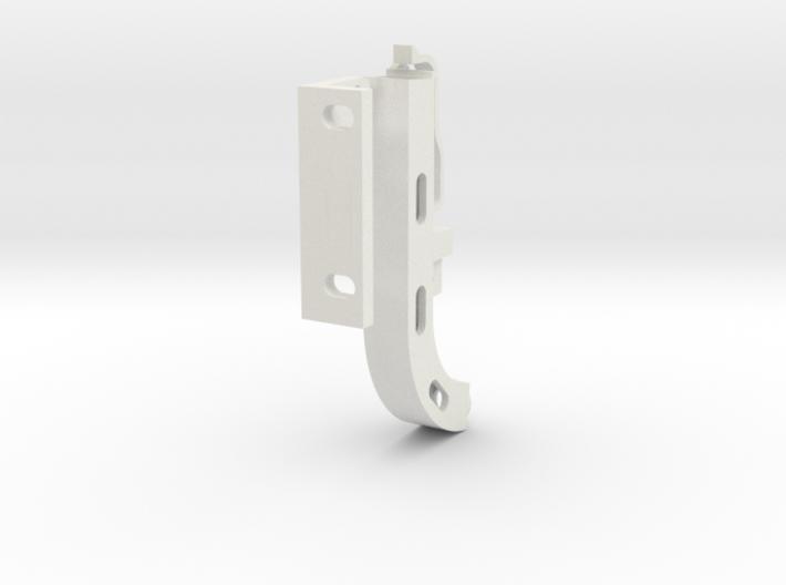 Zeta-lab pellet channel 3d printed