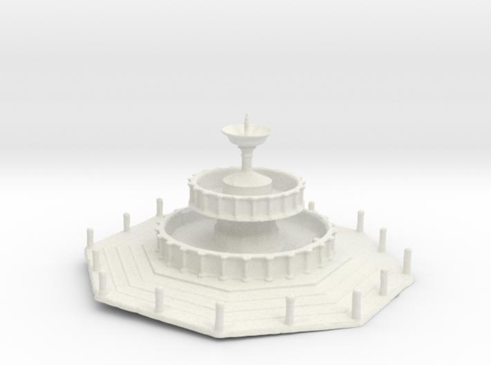 Fontana Sturinalto 3d printed