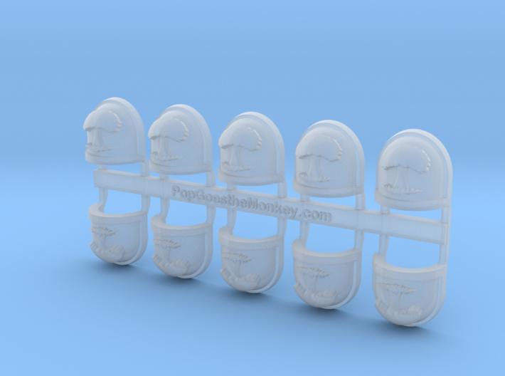 Abomb — Gen7:Standard Shoulder x10 3d printed