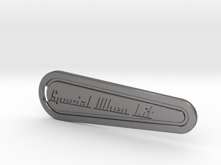 Flipper Bat Keyring - Special When Lit 3d printed