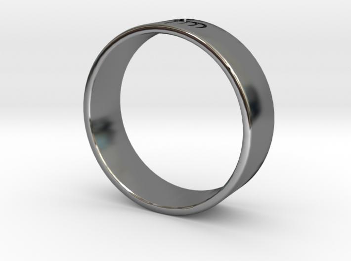James Bond: Spectre Ring - Size 12.5 3d printed