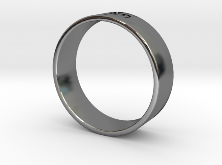 James Bond: Spectre Ring - Size 13.5 3d printed