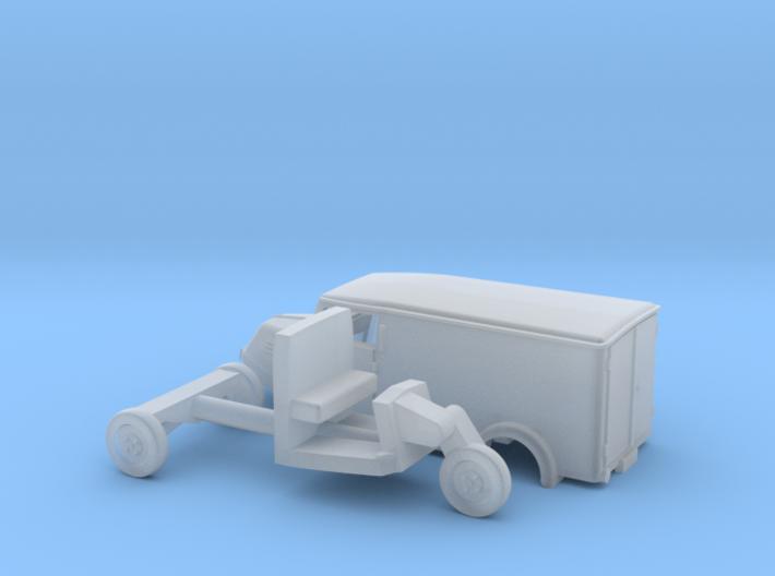 Tempo Dreirad Variante 4 / 1:120 3d printed