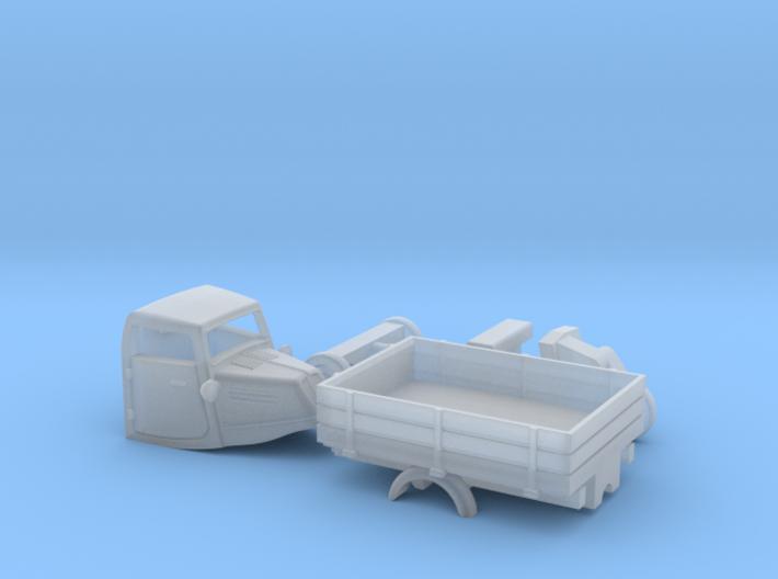 Tempo Dreirad Variante 2 / 1:120 3d printed