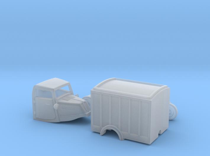 Tempo Dreirad Variante 1 / 1:120 3d printed