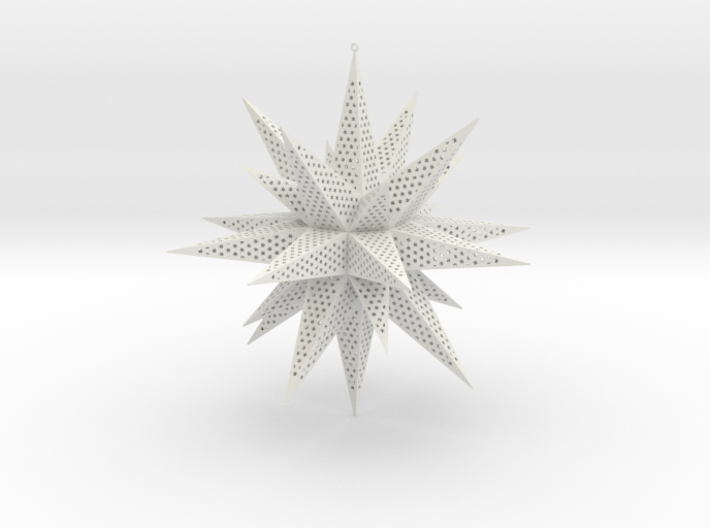 Christmas Star 3d printed