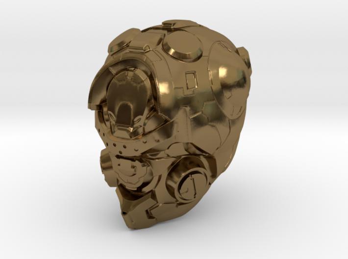 Halo 5 Pioneer 1/6 scale helmet 3d printed