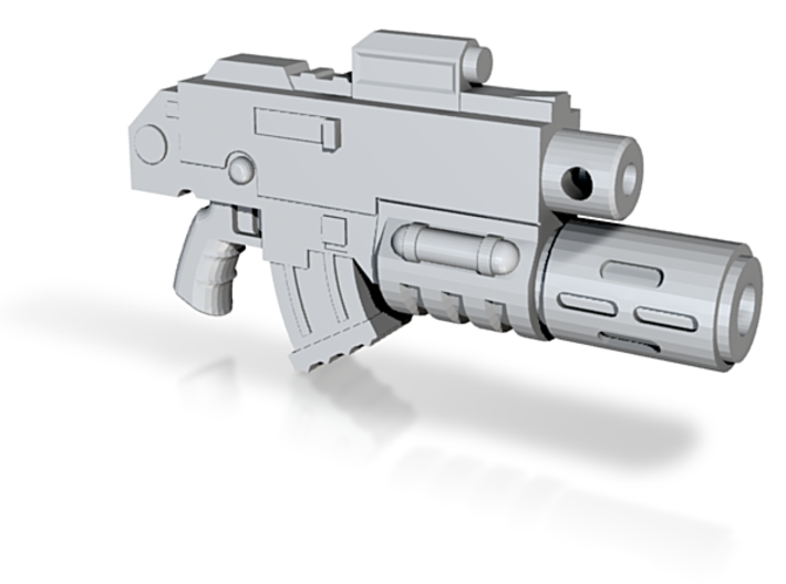 Combi-Melta single 3d printed