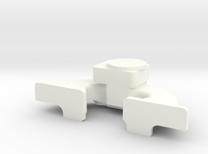 Straight Six 1-10 Intake Manifold 3d printed