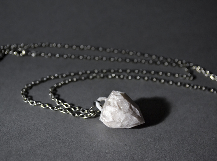 Crystal Pendant 3d printed