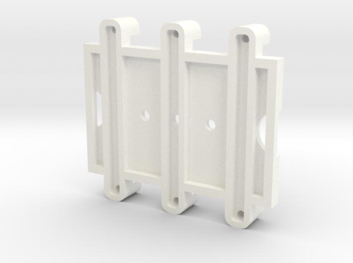 Narrow Bump Base 3d printed