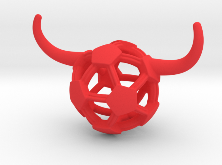 iFTBL Tauros / The One ' 3d printed