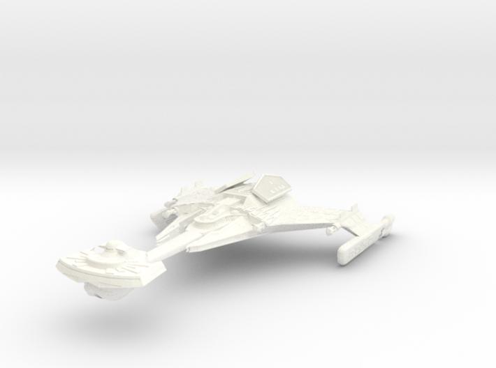D 14 BattleShip 3d printed