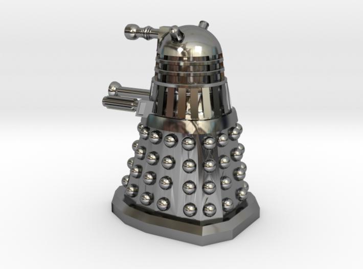 Dalek10 Without Hoop 3d printed