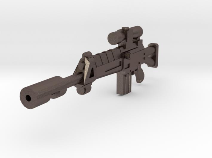 Assault Rifle Sharpshooter 3d printed