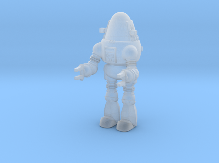 1/87 Scale Worktron Robot 3d printed