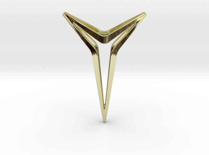 YOUNIVERSAL Star S.02 Pendant 3d printed