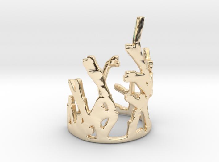 Growing Ring V2 3d printed