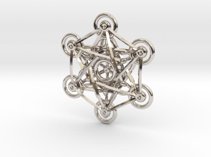 Metatron's Cube - 5cm 3d printed