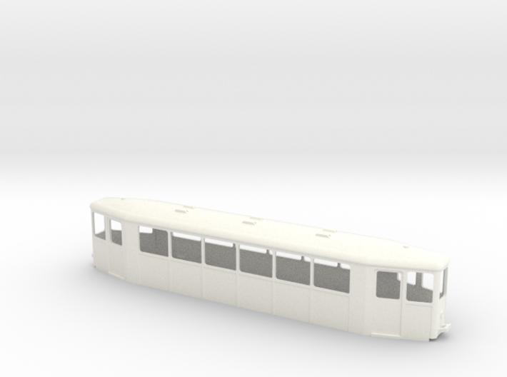 OEG Spitzmausbeiwagen Chassis 3d printed