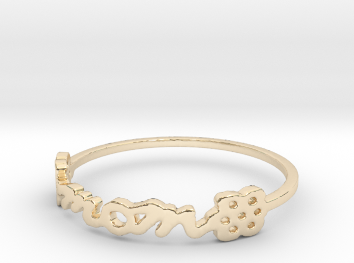Mom Ring Size 9.5 3d printed