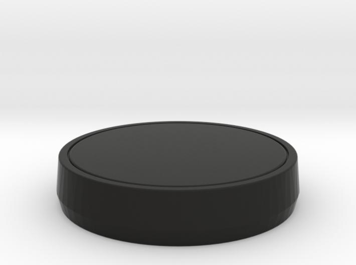 Single Part Base - Suitable for custom Amiibo 3d printed