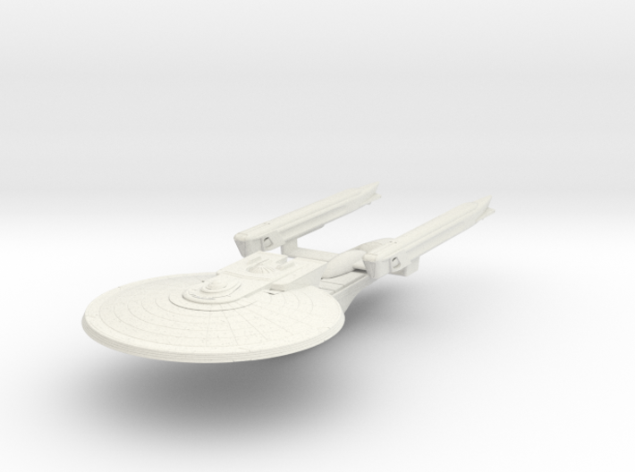 Excelsior Class 3d printed